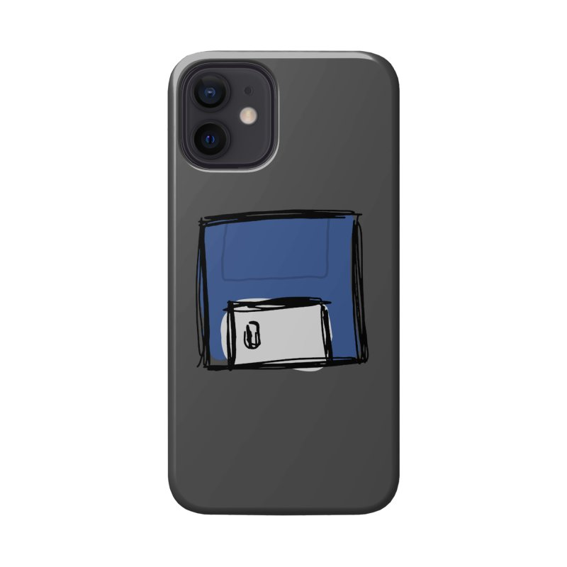 Save Icon Accessories Phone Case by Stonestreet Designs