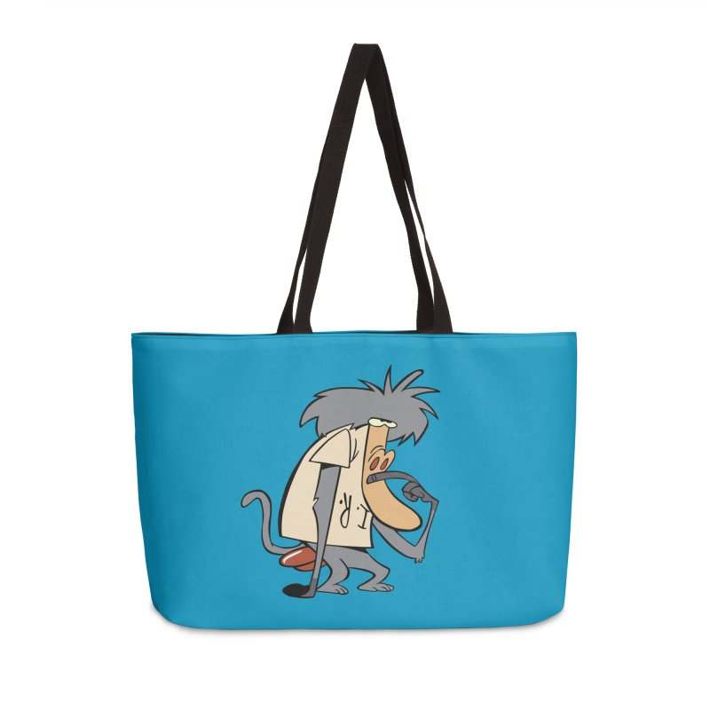 I R Baboon Accessories Bag by Stonestreet Designs