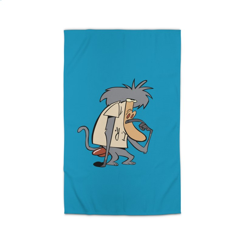 I R Baboon Home Rug by Stonestreet Designs