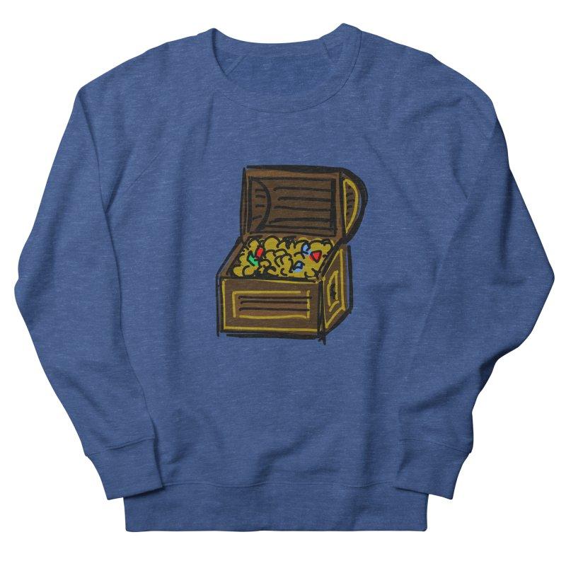 Treasure Chest Men's Sweatshirt by Stonestreet Designs