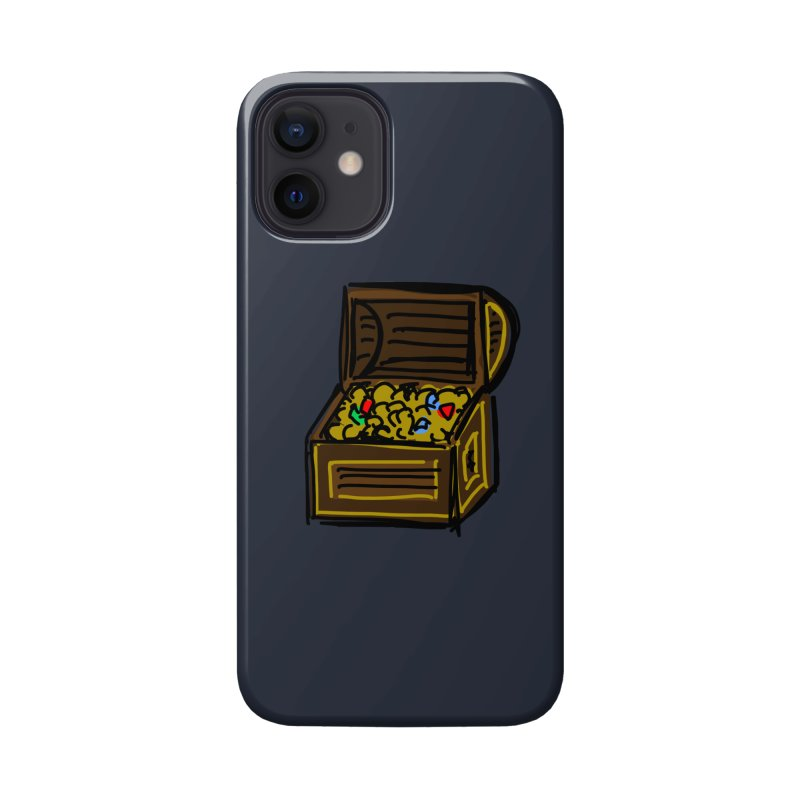 Treasure Chest Accessories Phone Case by Stonestreet Designs