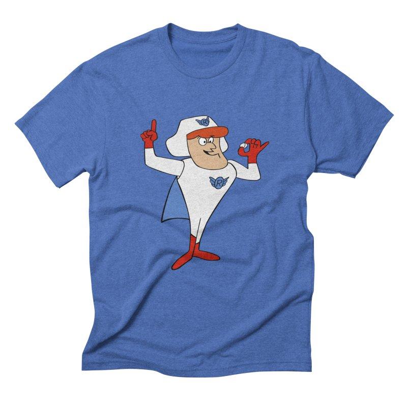 Roger Ramjet Men's T-Shirt by Stonestreet Designs