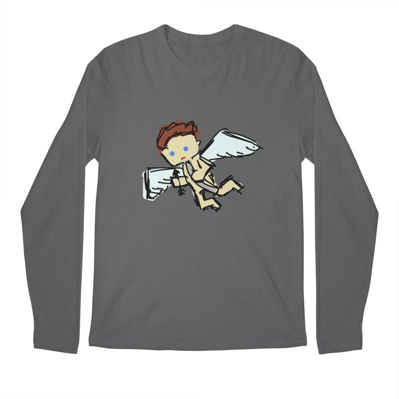 Cupid Men's Longsleeve T-Shirt by Stonestreet Designs