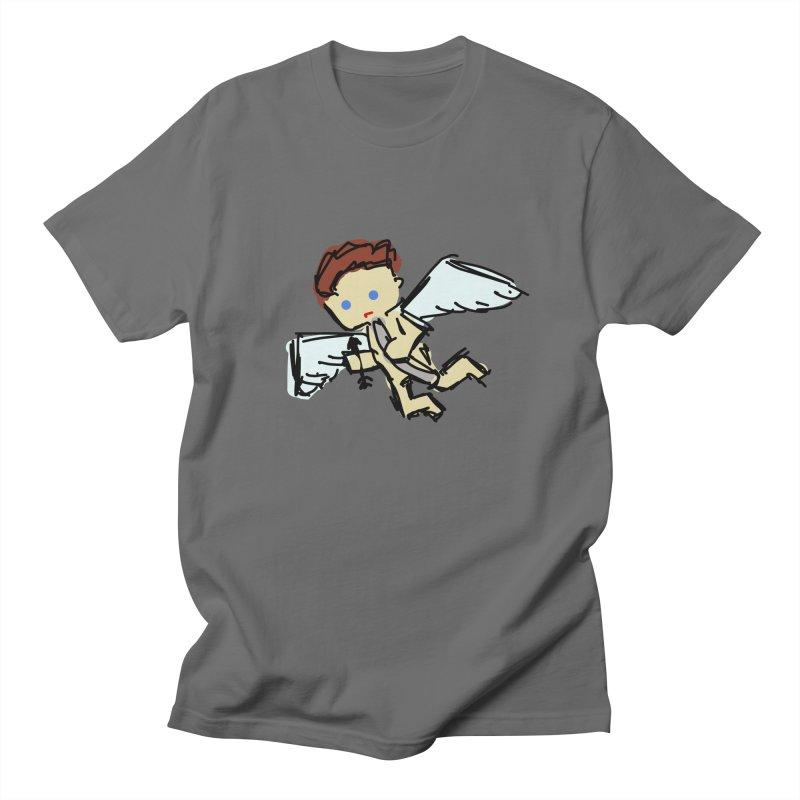 Cupid Men's T-Shirt by Stonestreet Designs