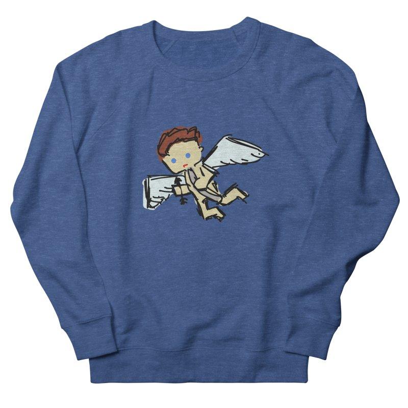 Cupid Men's Sweatshirt by Stonestreet Designs