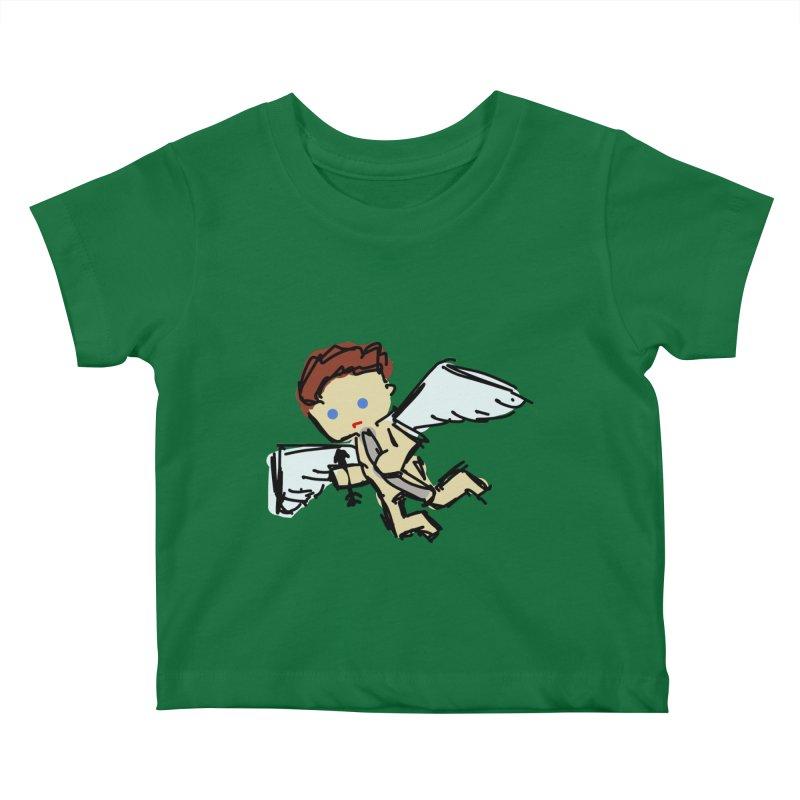 Cupid Kids Baby T-Shirt by Stonestreet Designs