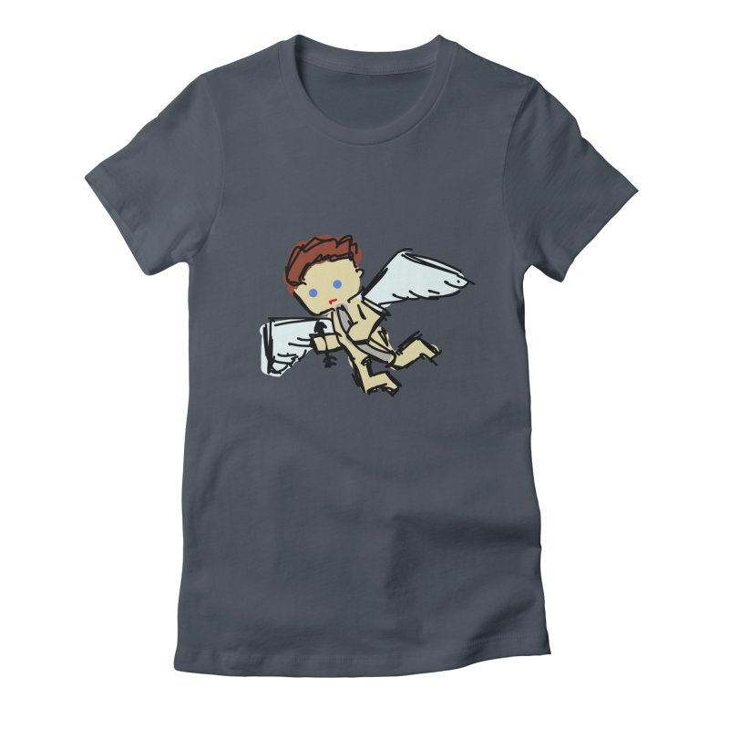 Cupid Women's T-Shirt by Stonestreet Designs