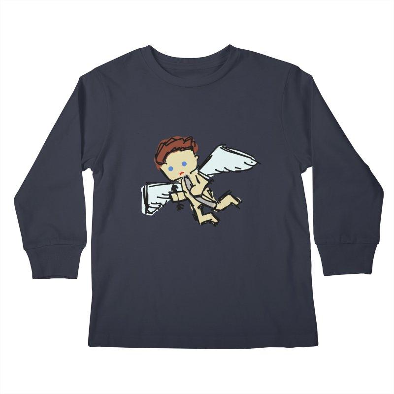 Cupid Kids Longsleeve T-Shirt by Stonestreet Designs