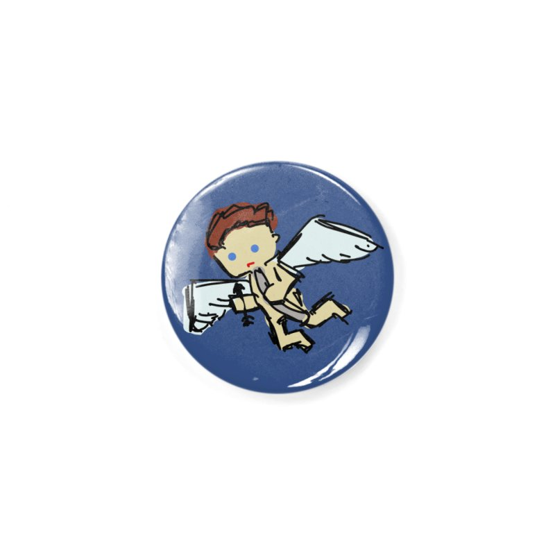 Cupid Accessories Button by Stonestreet Designs