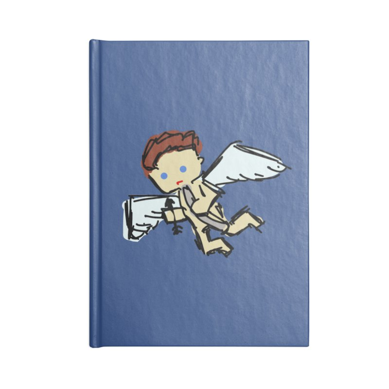 Cupid Accessories Notebook by Stonestreet Designs