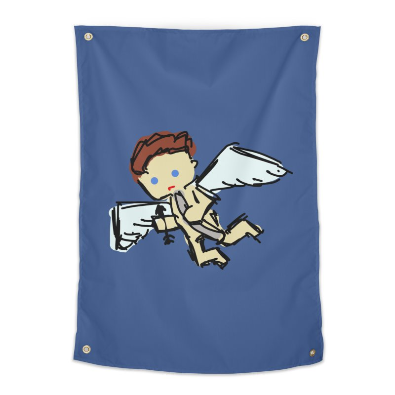Cupid Home Tapestry by Stonestreet Designs