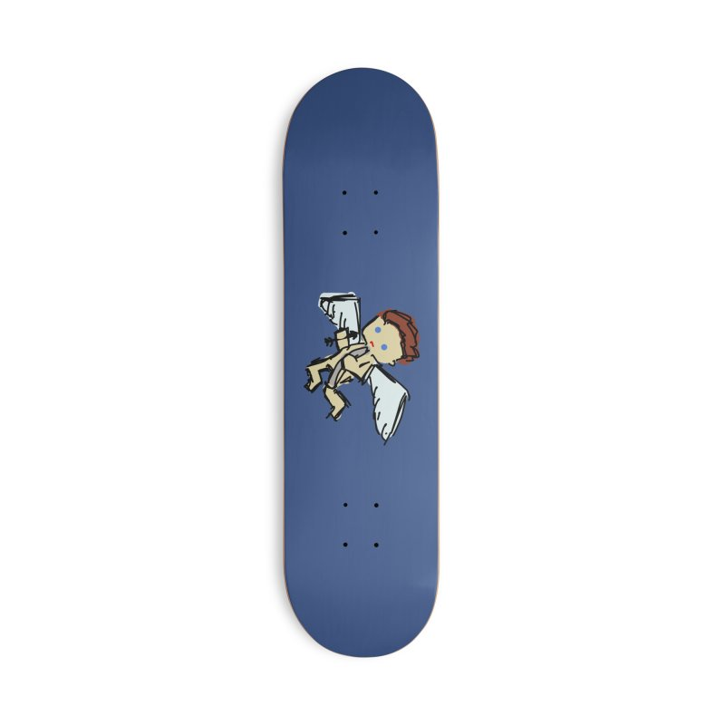 Cupid Accessories Skateboard by Stonestreet Designs