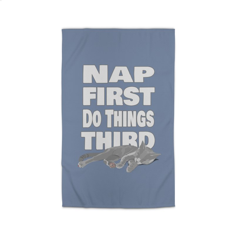 Nap First Home Rug by Stonestreet Designs