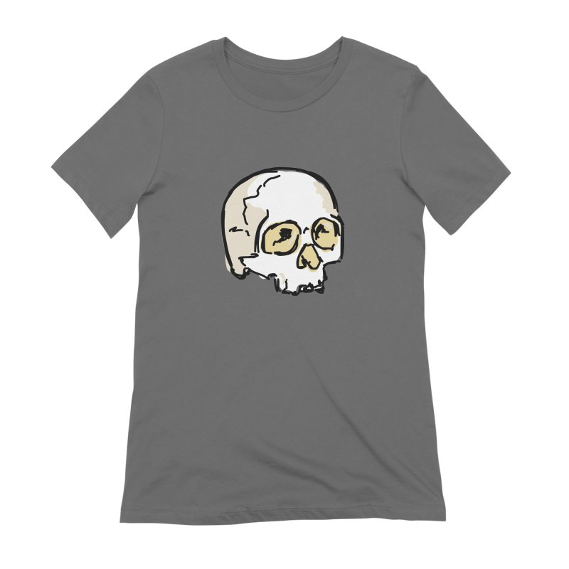 Skull Women's T-Shirt by Stonestreet Designs