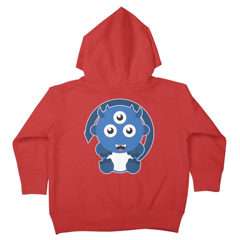 Milo Kids Toddler Zip-Up Hoody by Stonestreet Designs