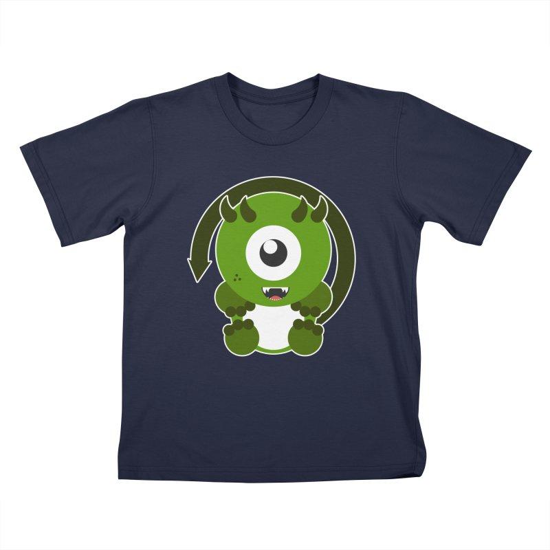 Zacheria Kids T-Shirt by Stonestreet Designs