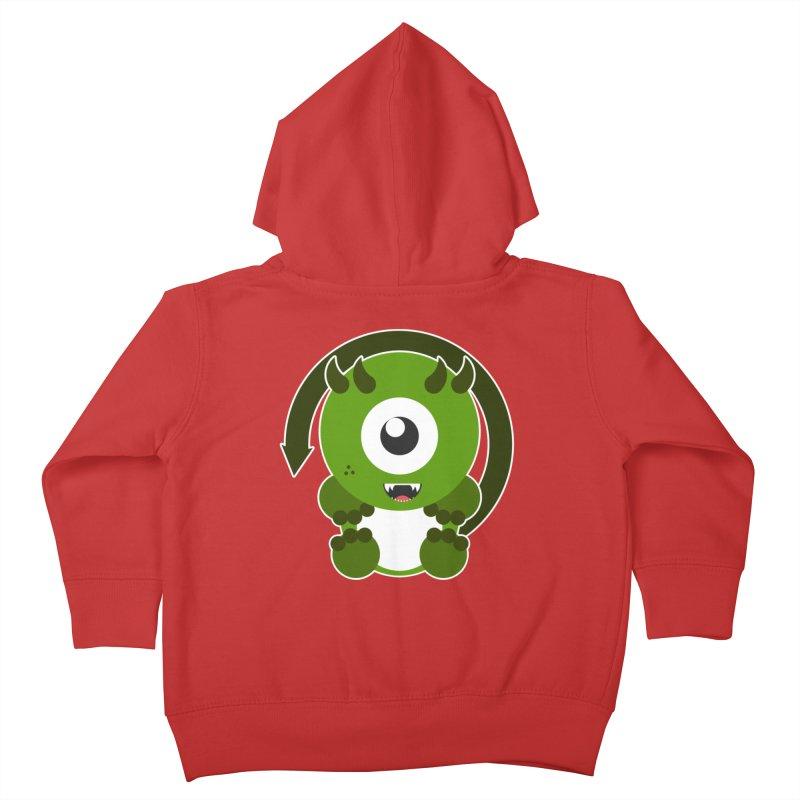 Zacheria Kids Toddler Zip-Up Hoody by Stonestreet Designs