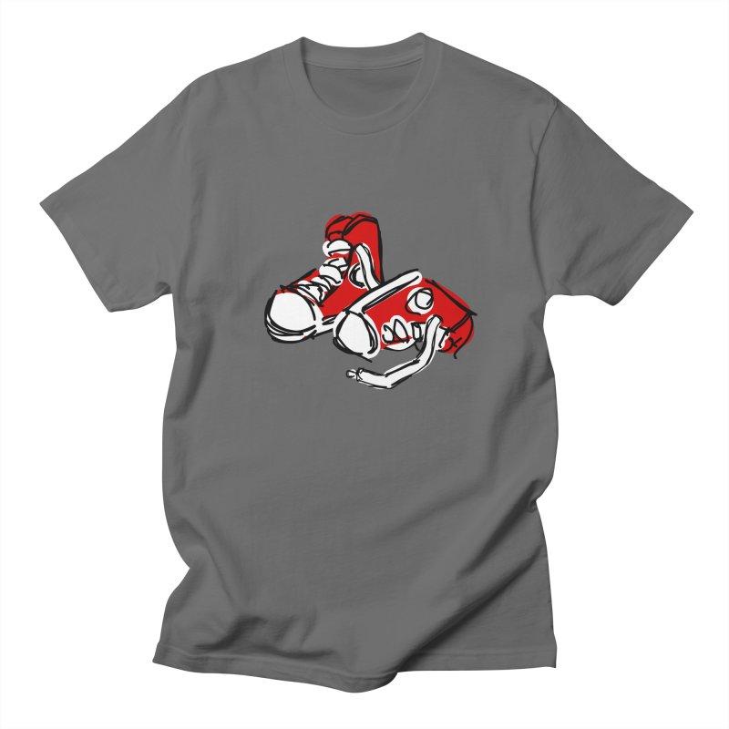 Chucks Men's T-Shirt by Stonestreet Designs