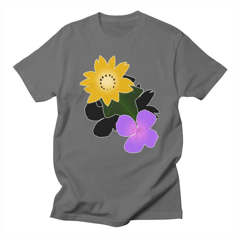 Florally Men's T-Shirt by stonestreet's Artist Shop