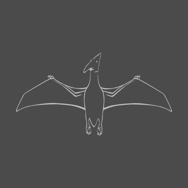 Pterodactyl None  by stonestreet's Artist Shop