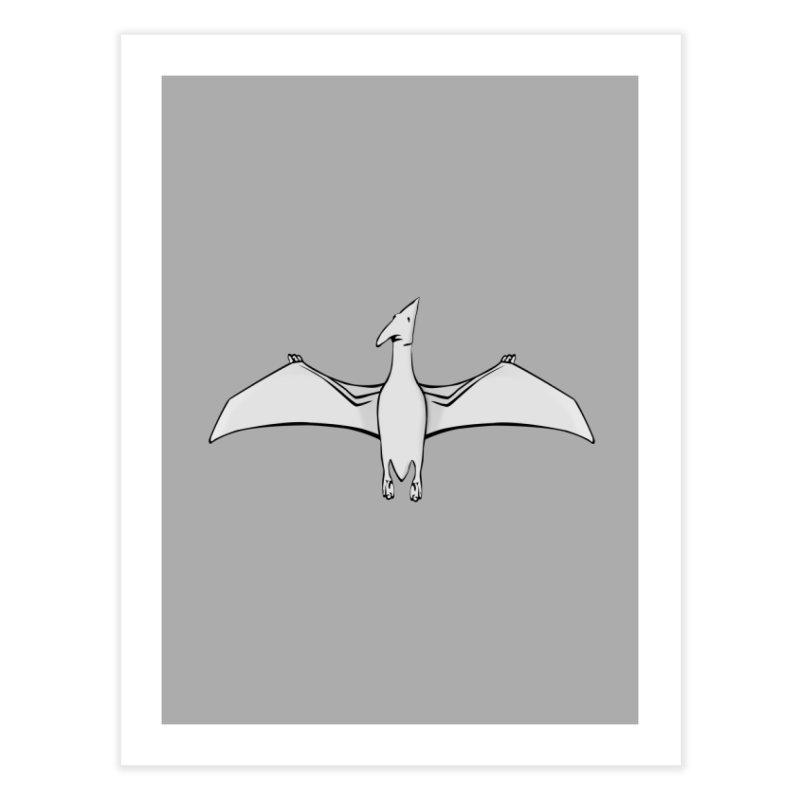 Pterodactyl Home Fine Art Print by stonestreet's Artist Shop