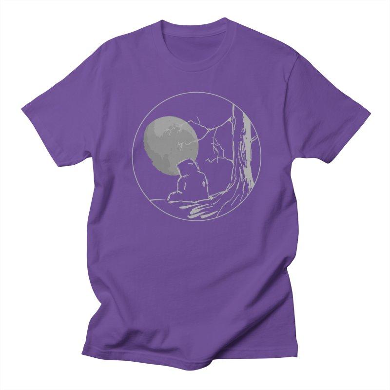 Light of the Moon Men's T-Shirt by stonestreet's Artist Shop
