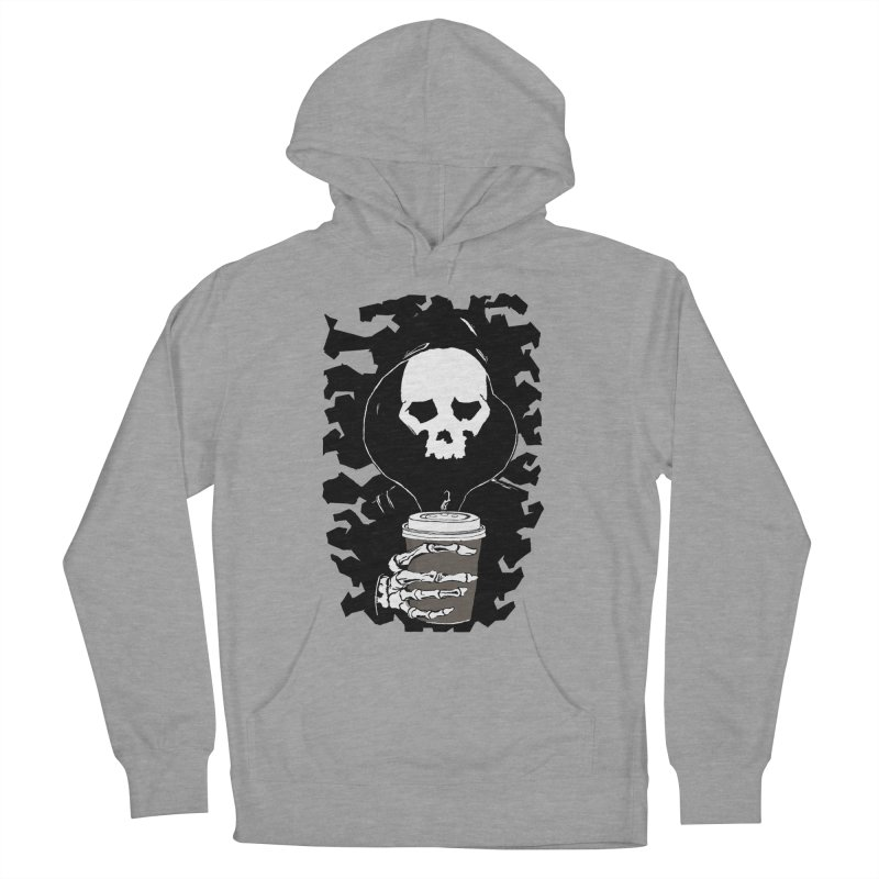 Coffee in the Mourning Women's Pullover Hoody by stonestreet's Artist Shop