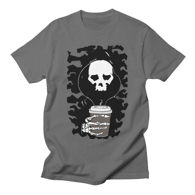 Coffee in the Mourning Men's T-Shirt by stonestreet's Artist Shop