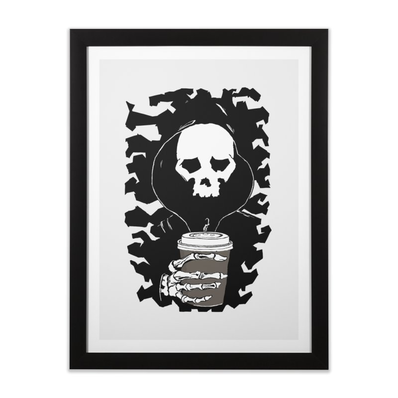 Coffee in the Mourning Home Framed Fine Art Print by stonestreet's Artist Shop