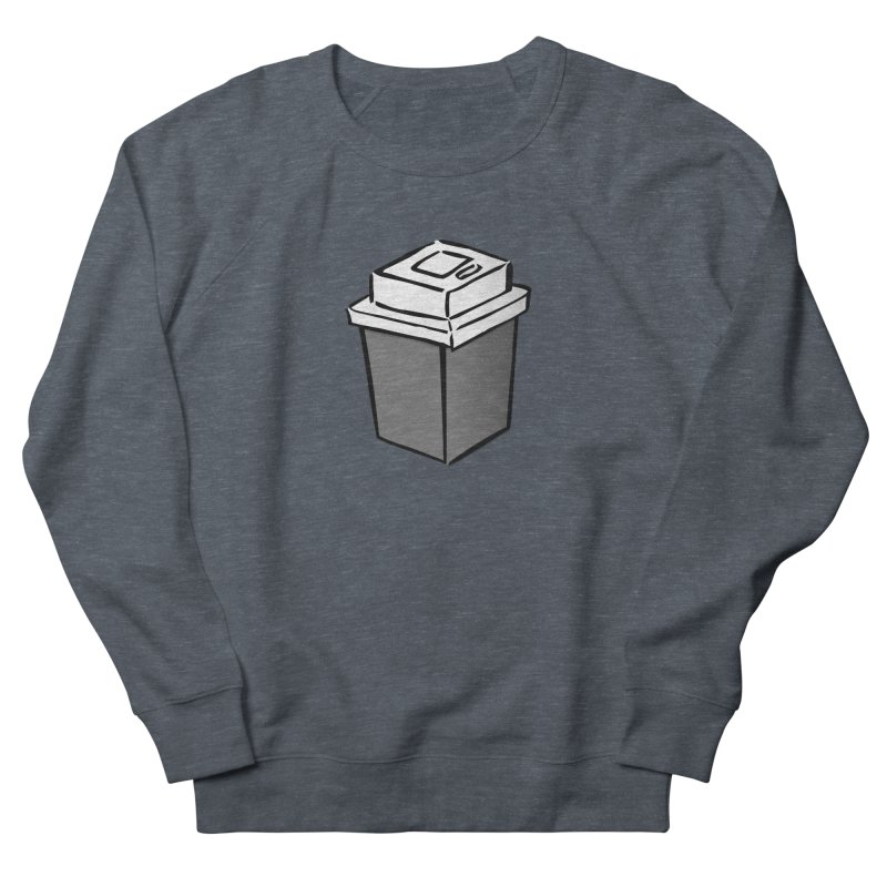 Coffee Square Women's French Terry Sweatshirt by stonestreet's Artist Shop
