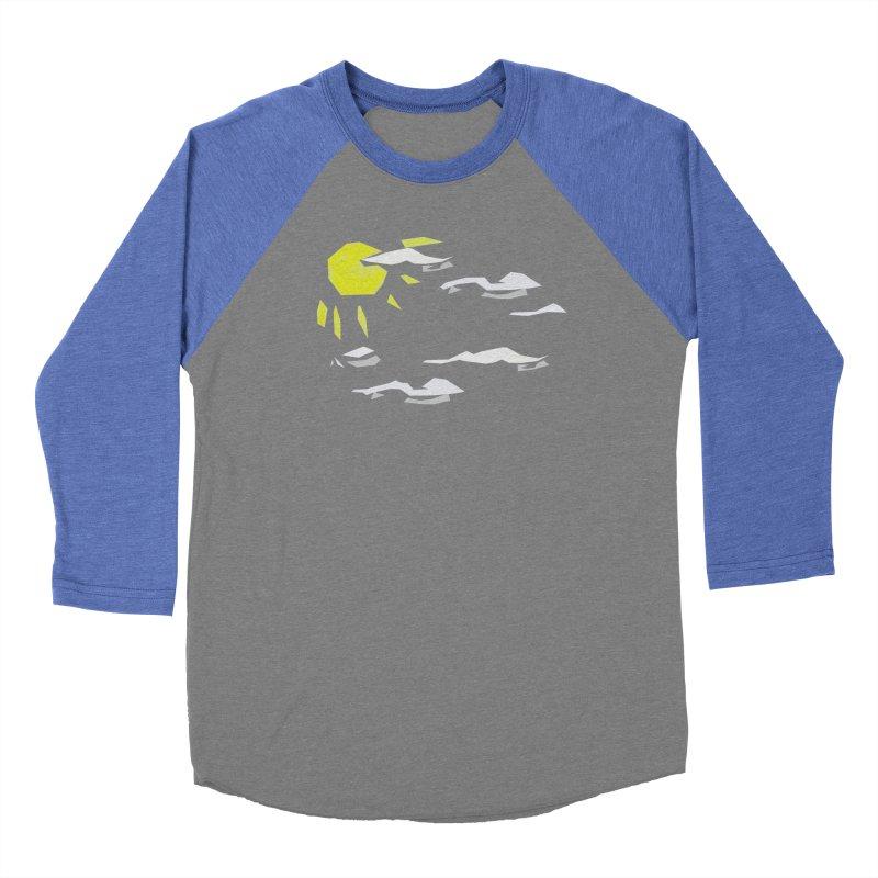 Sunny Daze Women's Baseball Triblend Longsleeve T-Shirt by stonestreet's Artist Shop
