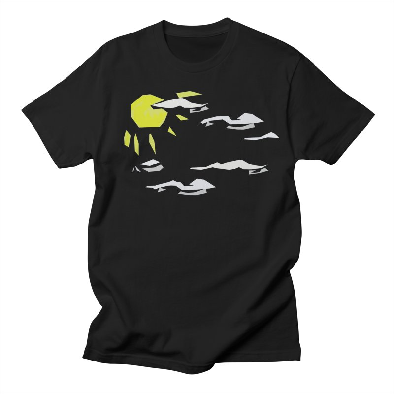 Sunny Daze Men's Regular T-Shirt by stonestreet's Artist Shop
