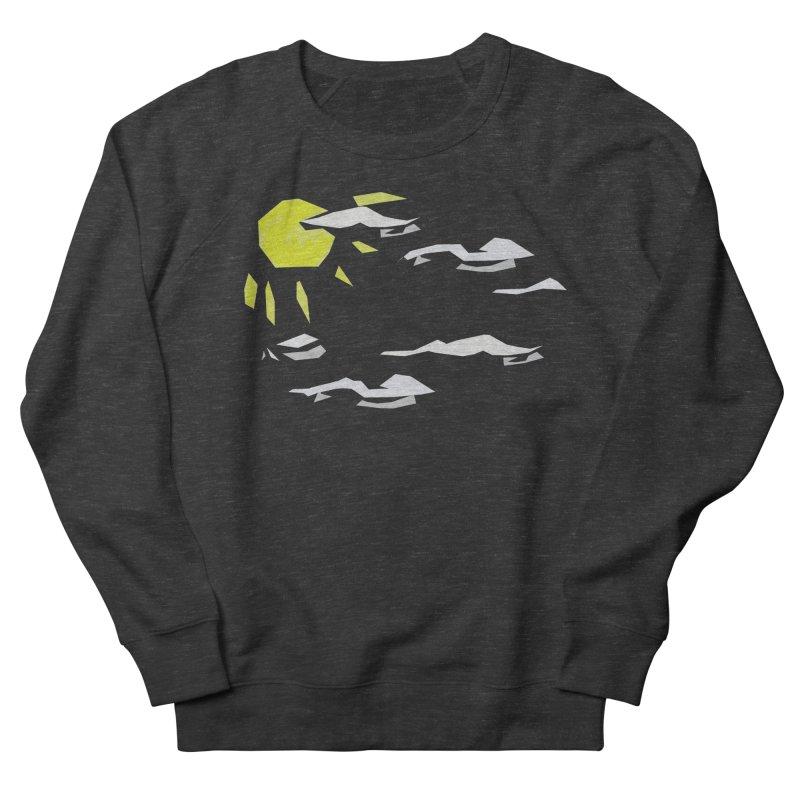 Sunny Daze Women's French Terry Sweatshirt by stonestreet's Artist Shop