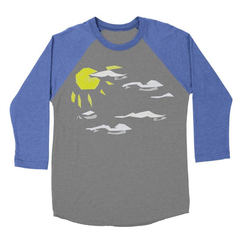 Sunny Daze Men's Baseball Triblend Longsleeve T-Shirt by stonestreet's Artist Shop