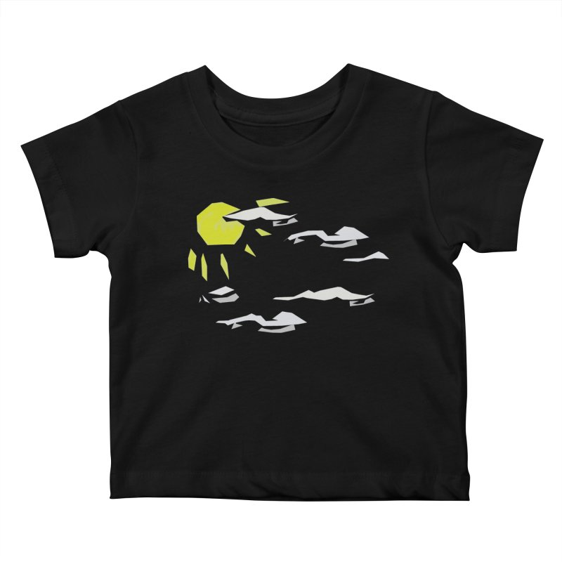 Sunny Daze Kids Baby T-Shirt by stonestreet's Artist Shop