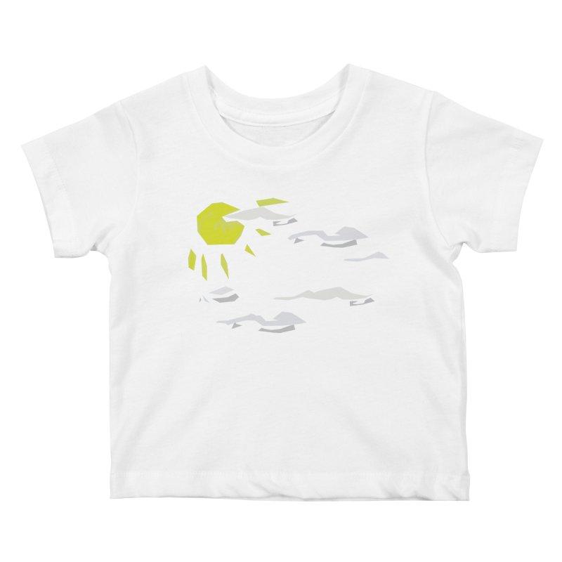 Sunny Daze Kids Baby T-Shirt by stonestreet's Artist Shop