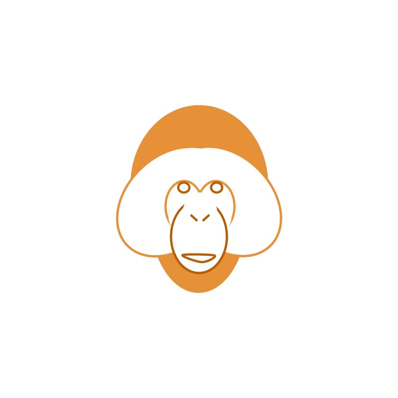Orangutan Logo Men's T-Shirt by Stop Palm Oil!