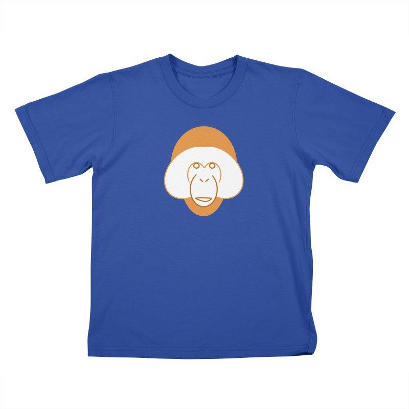 Orangutan Logo Kids T-Shirt by Stop Palm Oil!