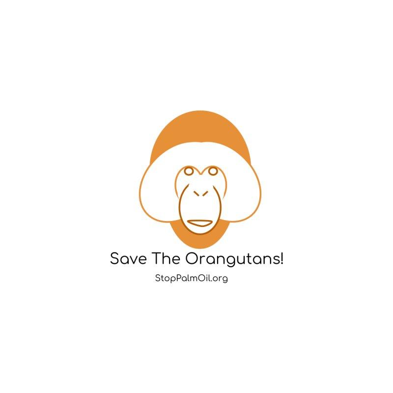 Orangutan shirt by Stop Palm Oil!