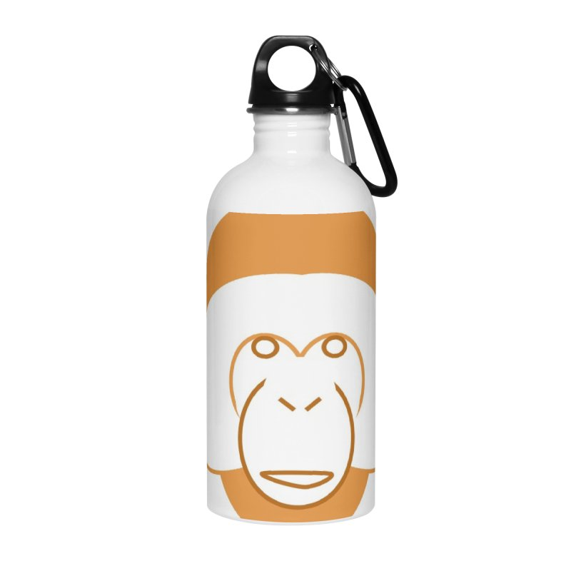 Orangutan Items Accessories Water Bottle by Stop Palm Oil!