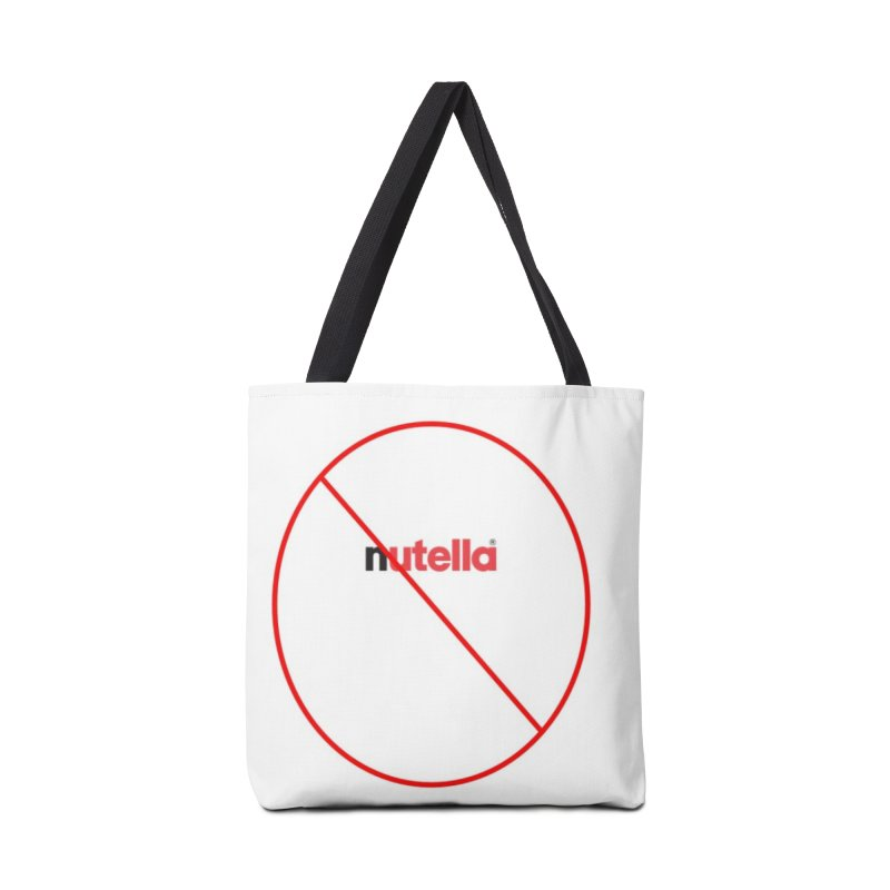 Anti-Nutella Logo Accessories Tote Bag Bag by Stop Palm Oil!