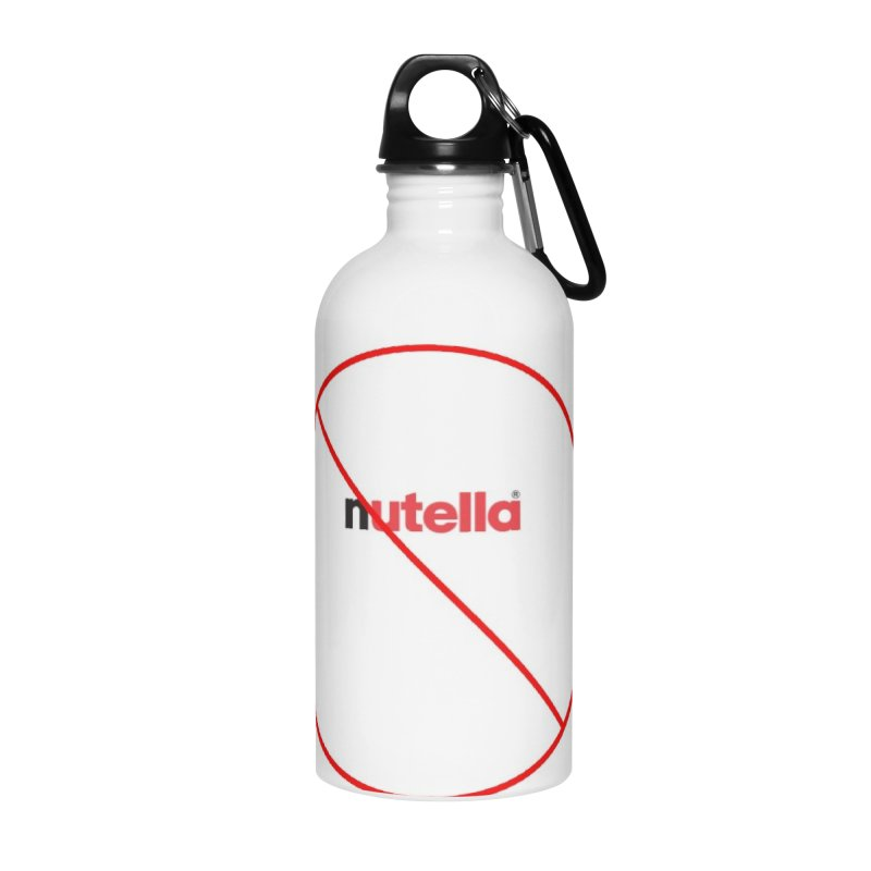 Anti Nutella Accessories Water Bottle by Stop Palm Oil!