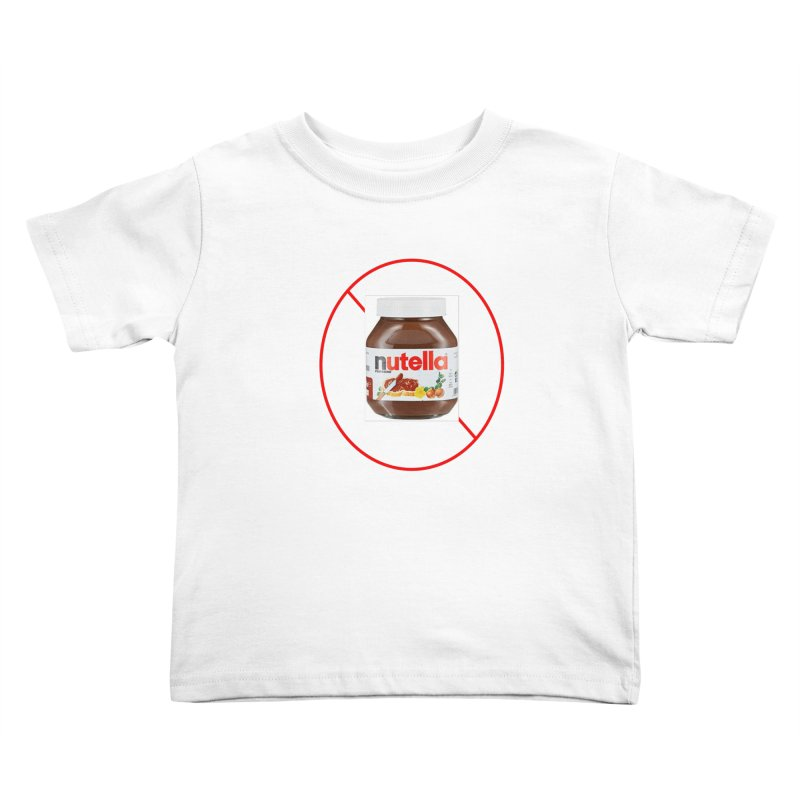 Anti Nutella 2 Kids Toddler T-Shirt by Stop Palm Oil!