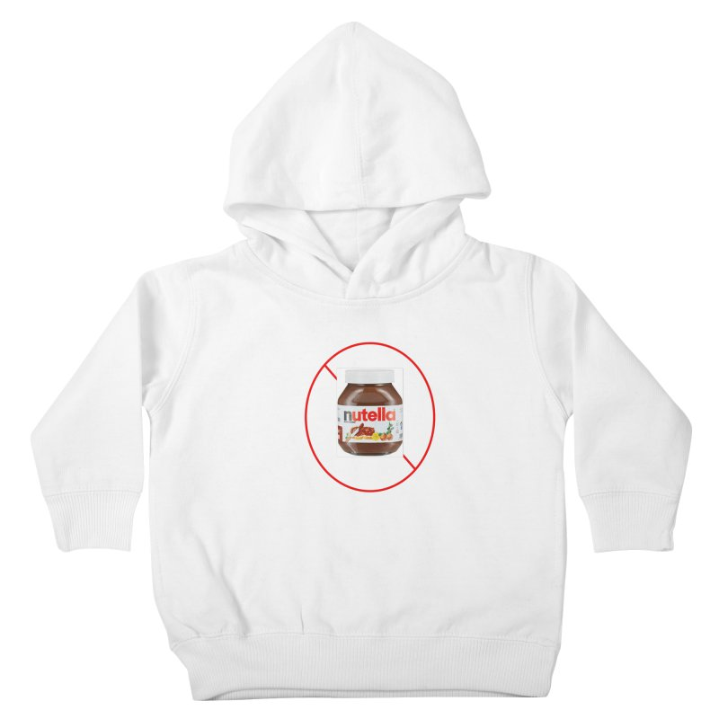 Anti Nutella 2 Kids Toddler Pullover Hoody by Stop Palm Oil!