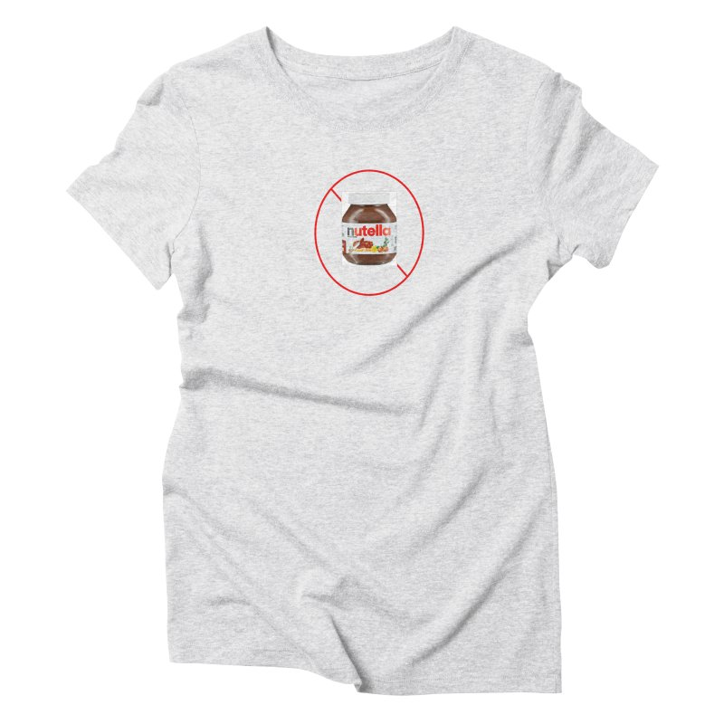 Anti Nutella 2 Women's Triblend T-Shirt by Stop Palm Oil!