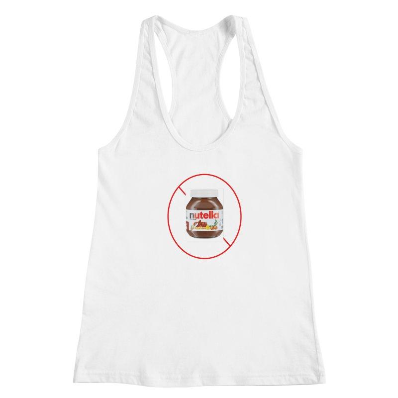 Anti Nutella 2 Women's Racerback Tank by Stop Palm Oil!