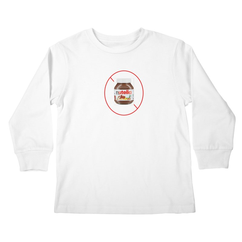 Anti Nutella 2 Kids Longsleeve T-Shirt by Stop Palm Oil!