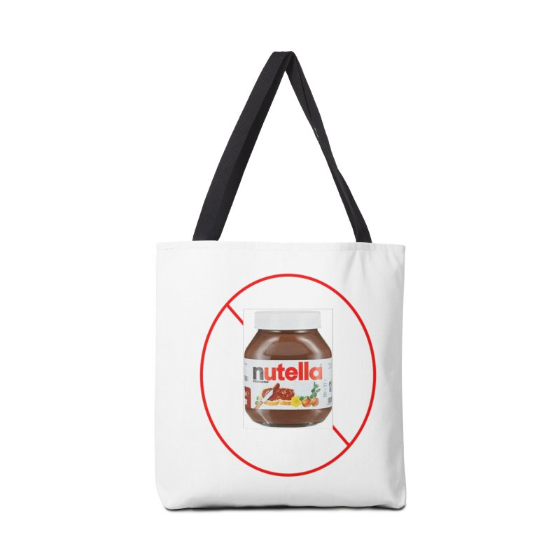 Anti Nutella 2 Accessories Tote Bag Bag by Stop Palm Oil!