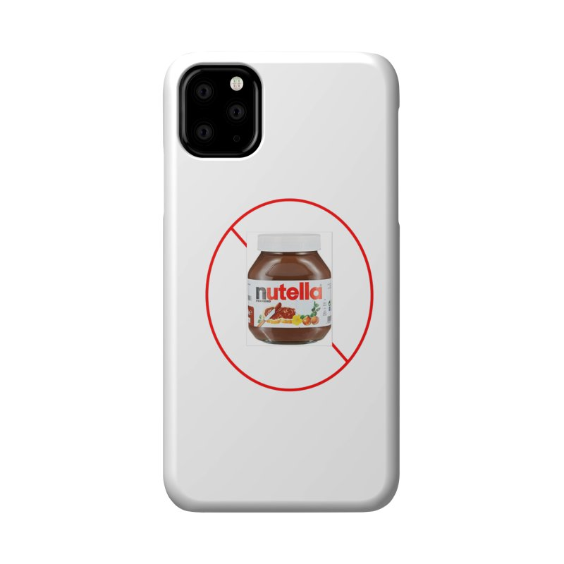 Anti Nutella 2 Accessories Phone Case by Stop Palm Oil!