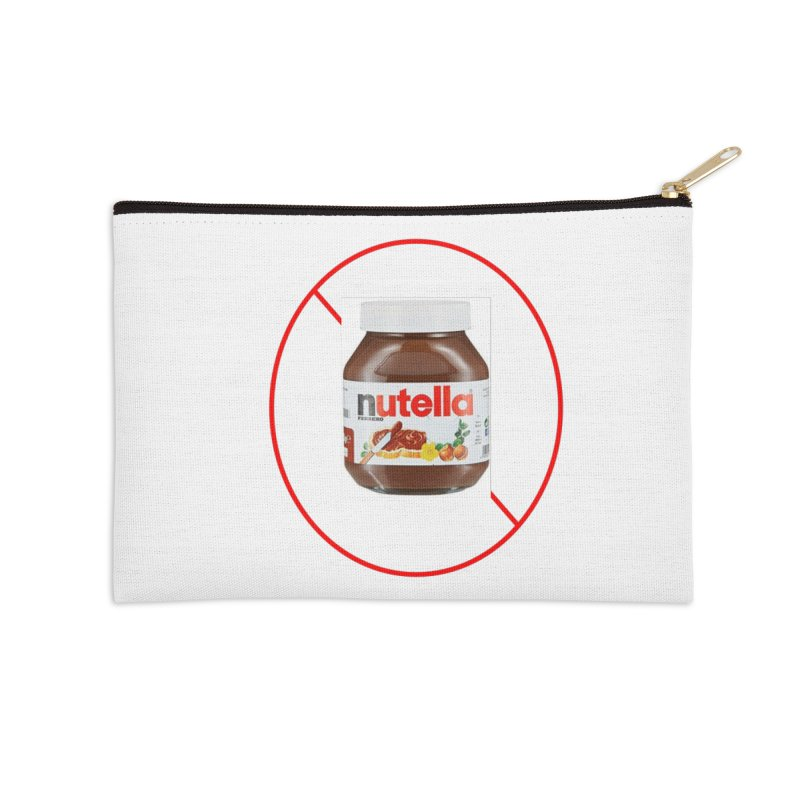Anti Nutella 2 Accessories Zip Pouch by Stop Palm Oil!